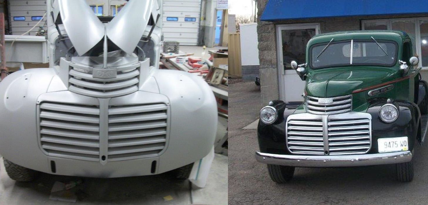Before & After Auto Repair Gallery